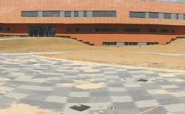 università caglairi policlinico monserrato posa in opera pavimento autobloccante vispo